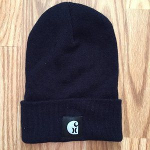 Carhartt Accessories - NEW HURLEY X CAHARTT WATCH BLACK BEANIE - OS